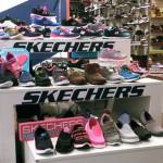Skechers - Footwear Display Stand