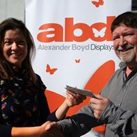 Alexander Boyd Competition Winner