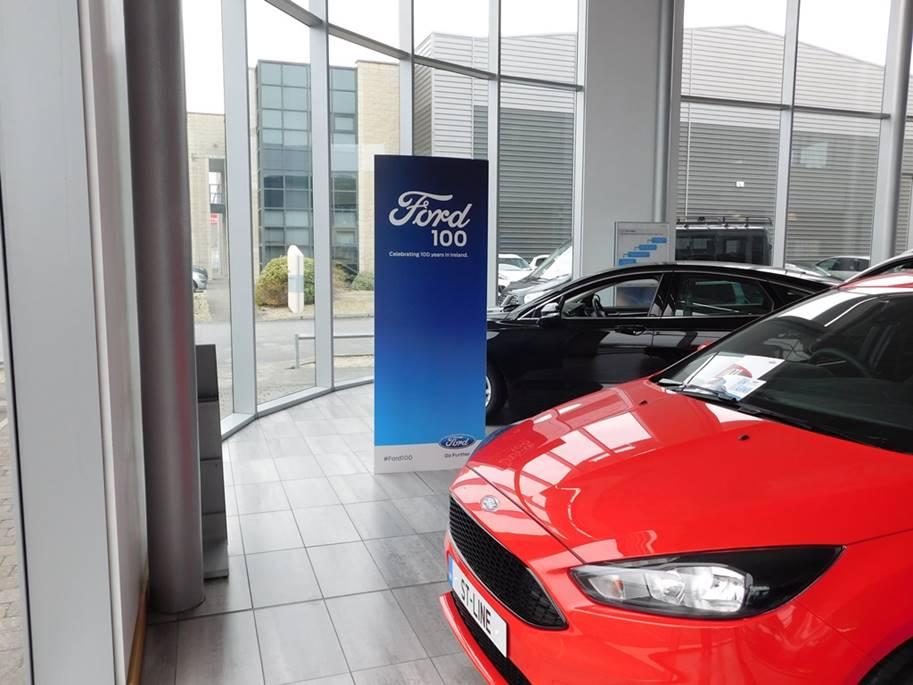 Ford Branding