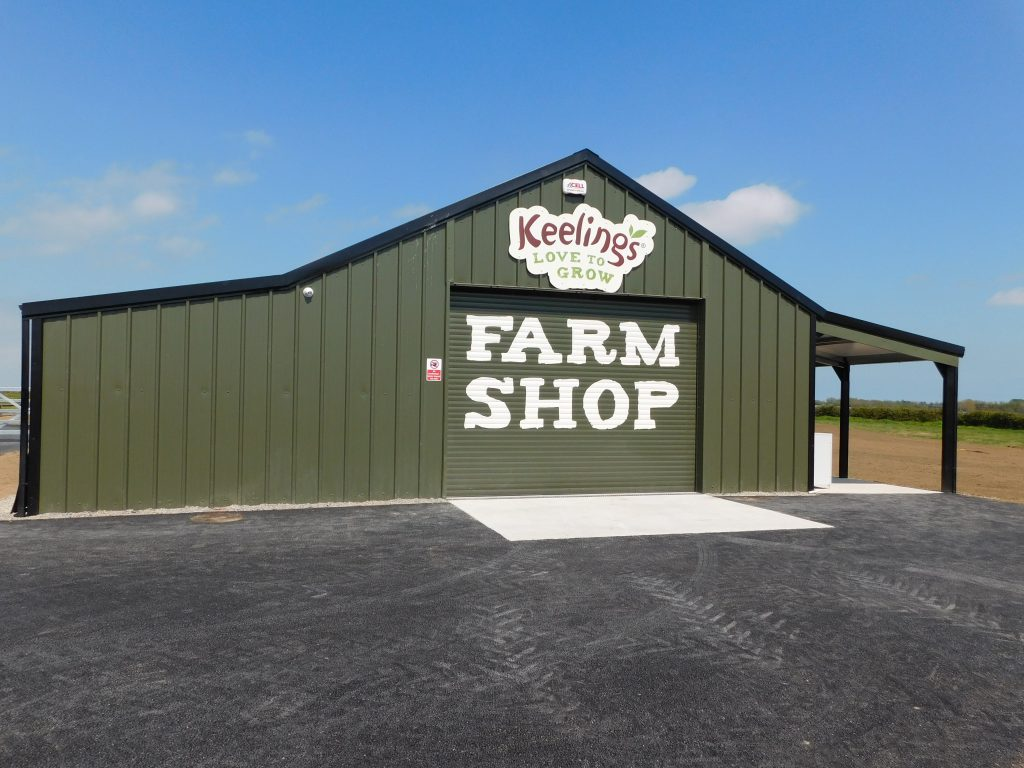 Keelings Farm shop