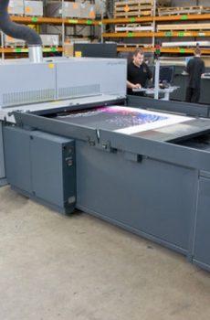 Outdoor Printing Machine