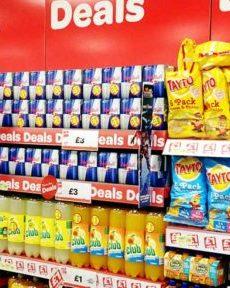 Shelf Store Display