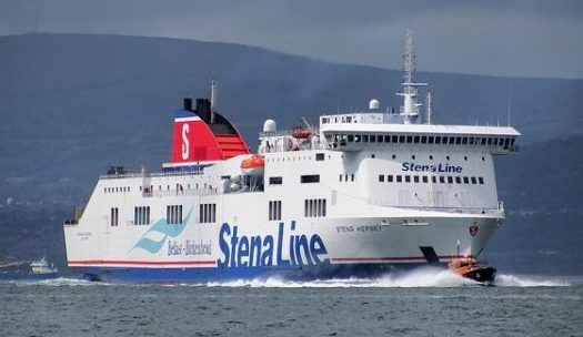 Stena Line Branding