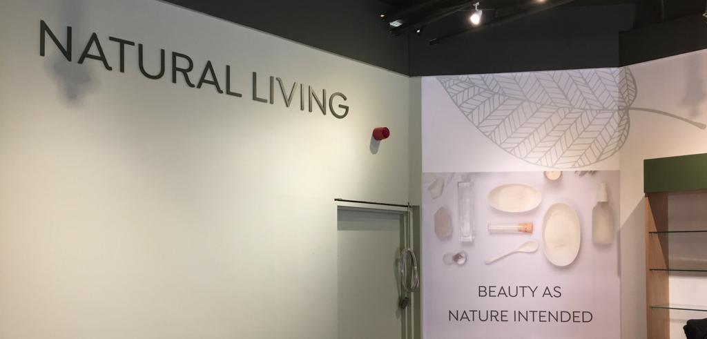 Natural Living Branding