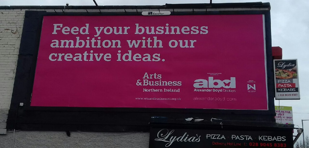 Arts and Business NI