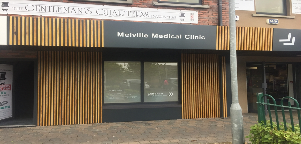 Melville Medical Clinic Exterior