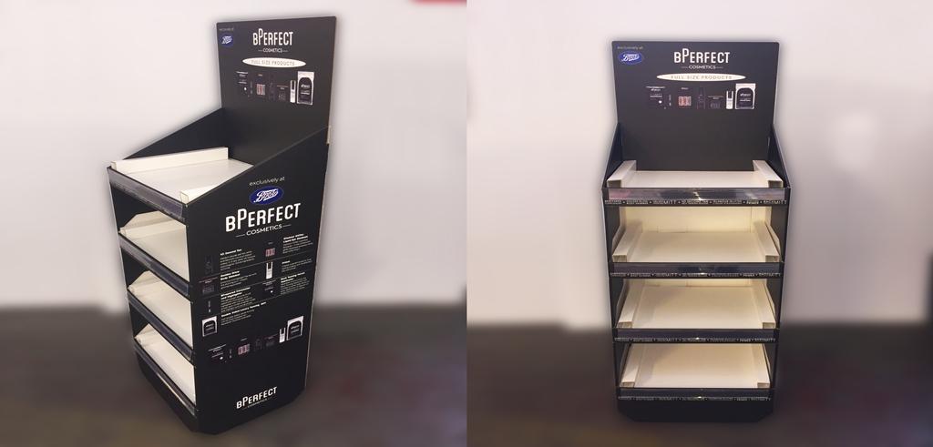 bPerfect Cosmetics POS