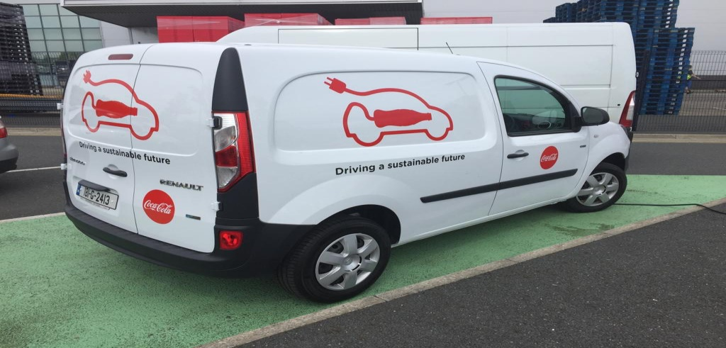 Coca Cola Vehicle Wrap