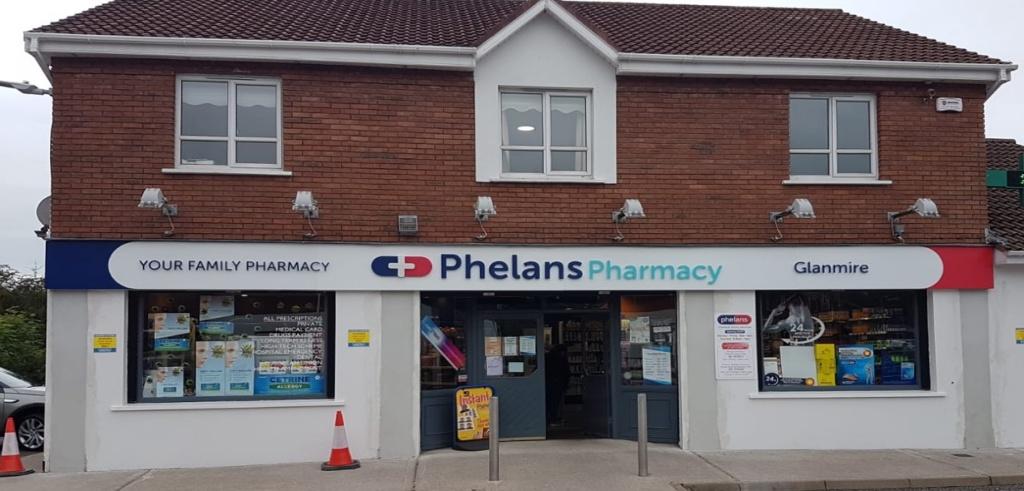 Phelans Pharmacy Exterior
