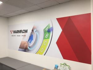 Warmflow office branding