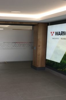Warmflow interior branding featured image