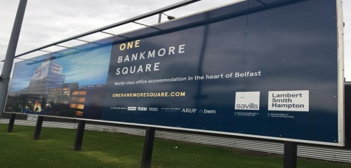Bankmore Square Outdoor Advertising