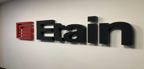 Etain Office Branding