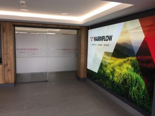 Warmflow reception